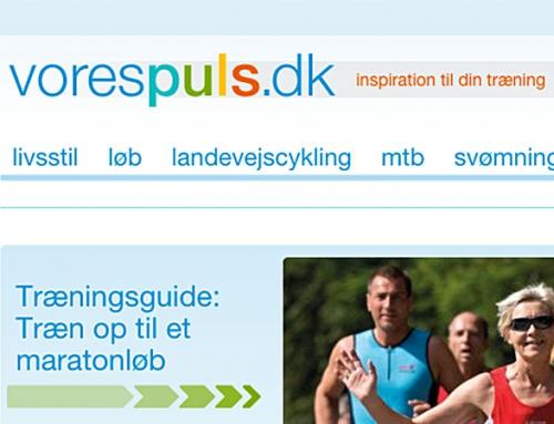 Udvikling af Vorespuls.dk