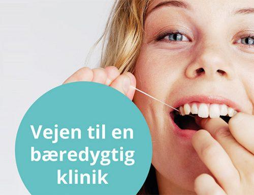 Profilbrochure for ny distributør til tandklinikker
