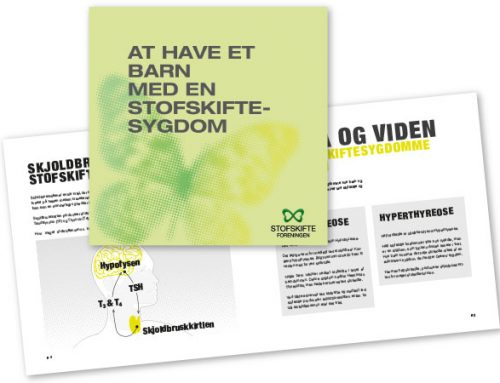 Informationsmateriale for stofskifteforeningen