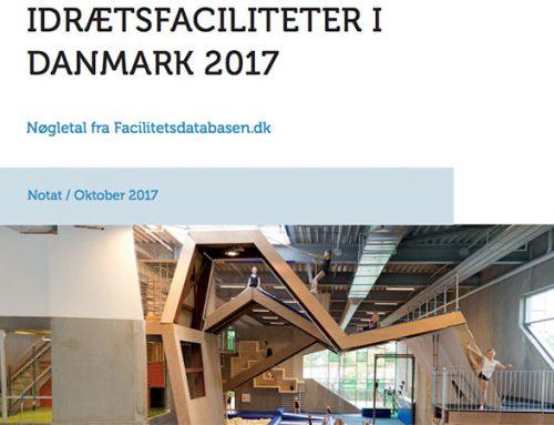 Analyse af idrætsfaciliteter i Danmark