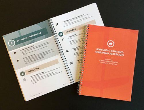 Nyt materiale til arbejdsmiljøuddannelsen