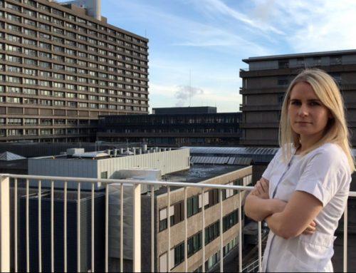Video: Den svære start for unge sygeplejersker