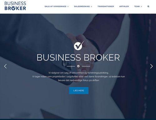 Nyt og tidssvarende website