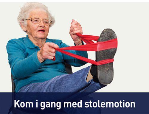 To hæfter om Stolemotion til Ældre Sagen