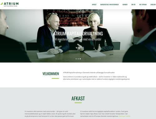 Design til bæredygtig formueforvaltning